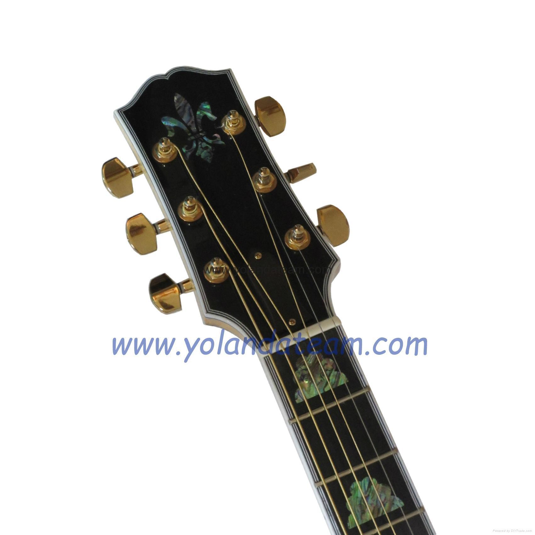 17寸手工吉他 9