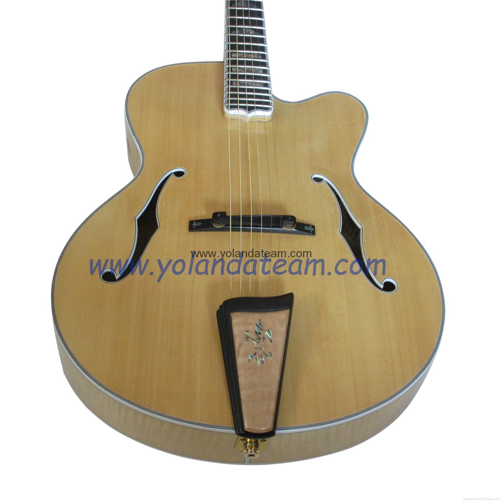 17寸手工吉他 7