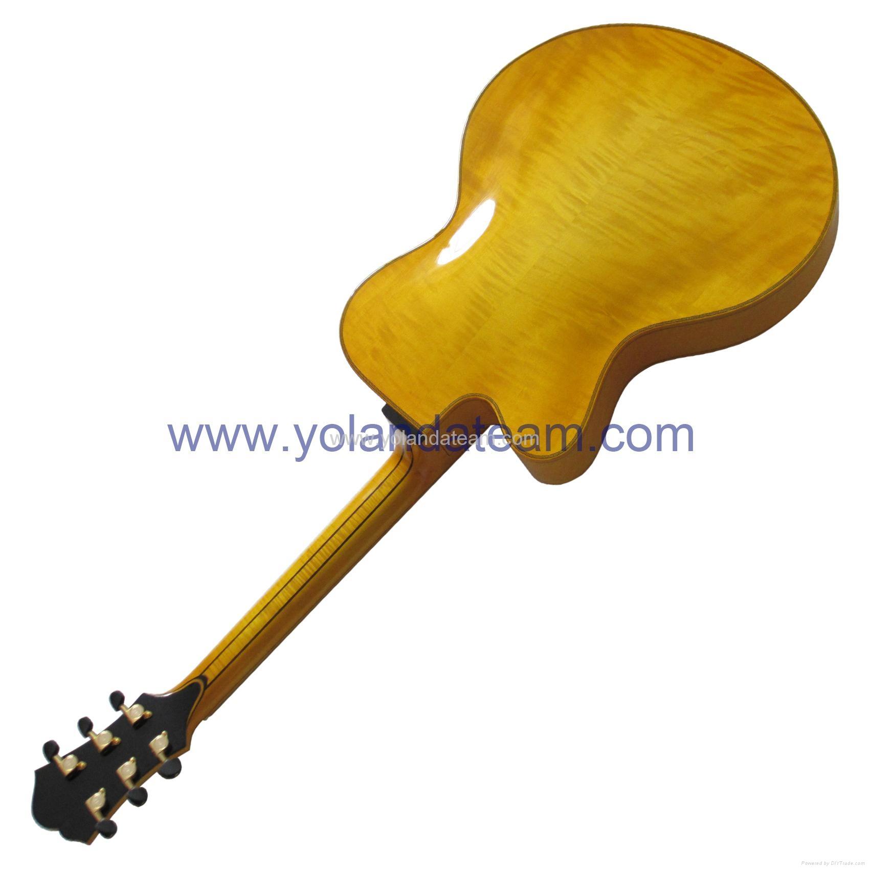 16寸手工吉他 8