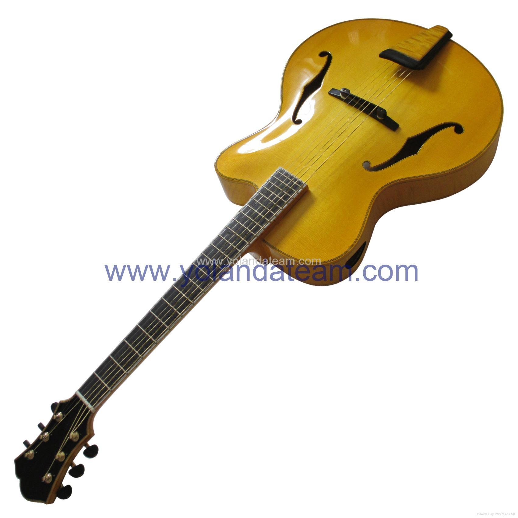 16寸手工吉他 7