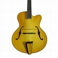 16inch handmade made jazz guitar