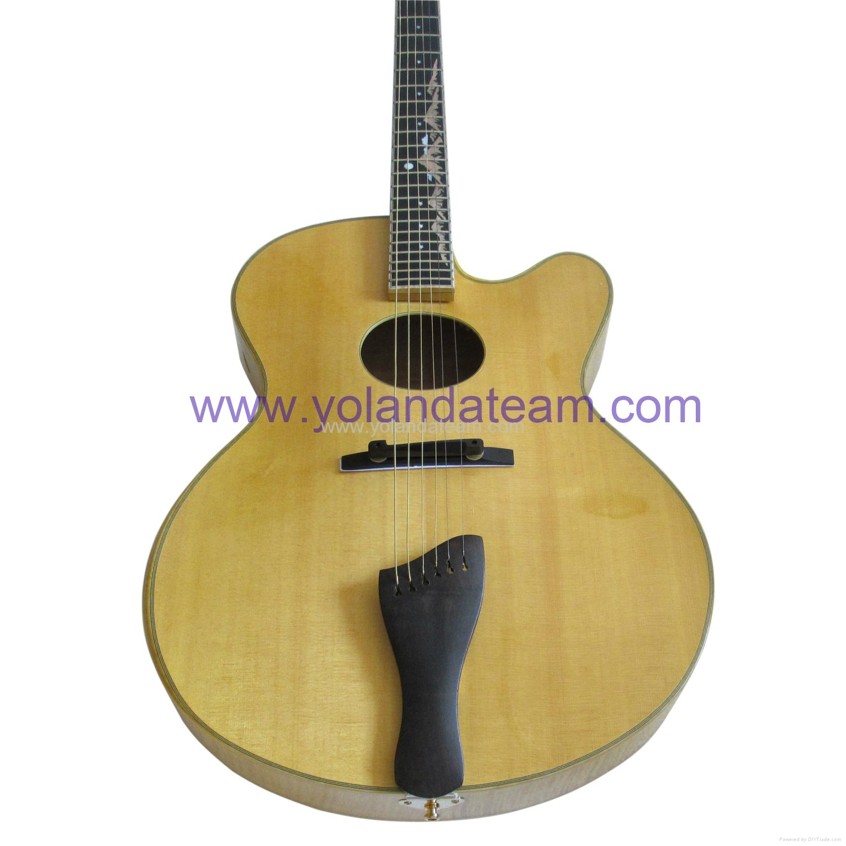 18寸爵士吉他 9
