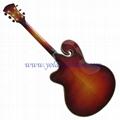 17inch mandolin style jazz guitar