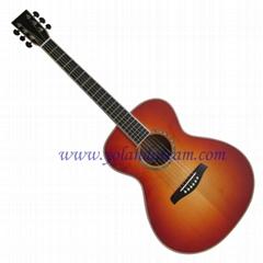15寸民谣吉他