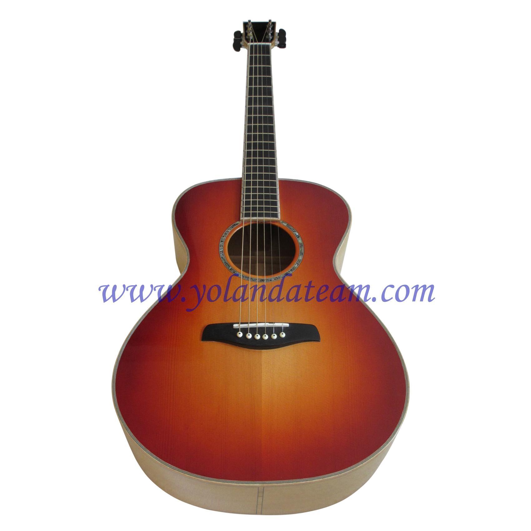 15寸民谣吉他 5