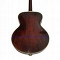 16inch non-cutaway handmade jazz guitar
