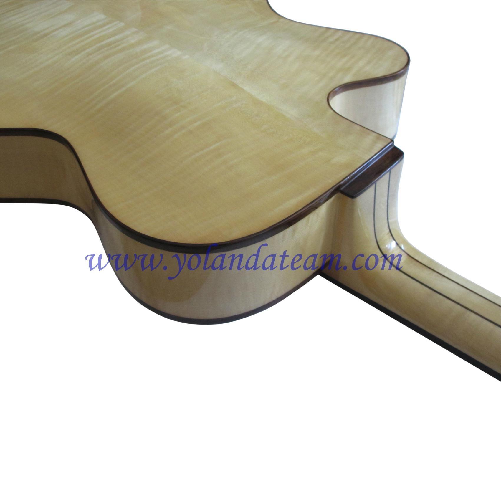17寸爵士吉他 12