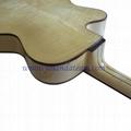 17inch handmade jazz guitar  12