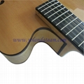 17inch handmade jazz guitar  11