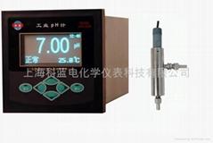 Industry pH meter