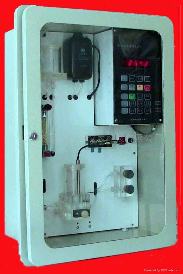 微量钠监测仪 1