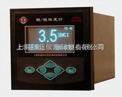 酸碱濃度計