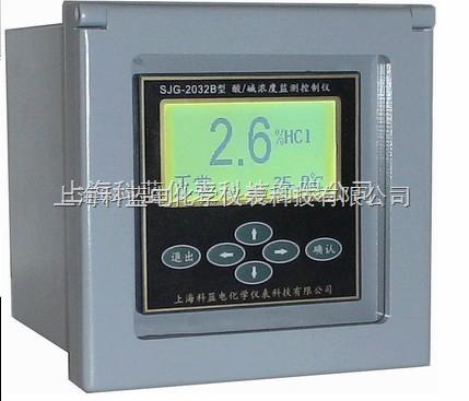 酸/碱濃度計PVC 1
