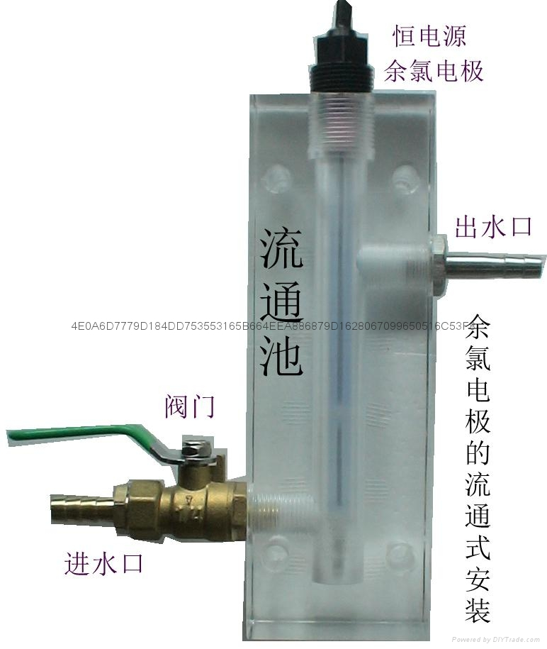 恆電壓余氯儀 3