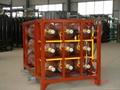 天然氣鋼瓶框架式集裝格 2