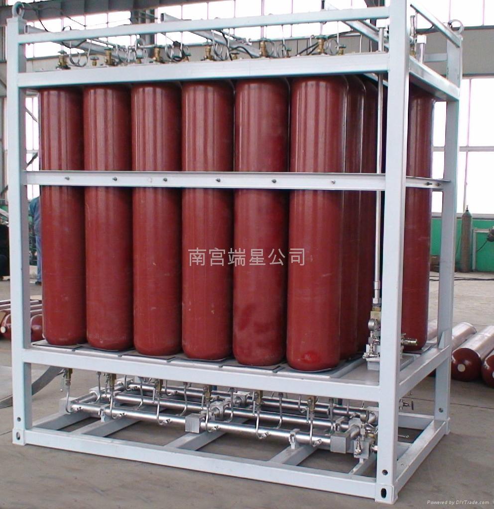 天然氣鋼瓶框架式集裝格 3
