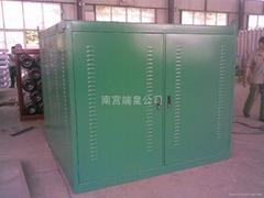 全密封式天然氣儲氣鋼瓶組集裝格