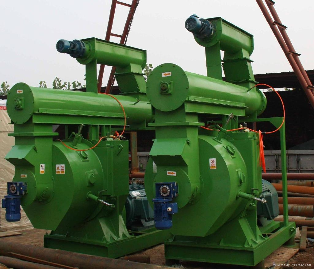 Biomass pellet machine complete sets of equipment 5