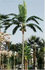 25米芭蕉樹仿生樹避雷針