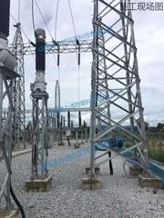 变电站钢架构
