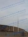 GH19米環形鋼管杆避雷針塔