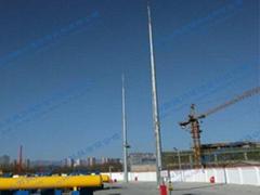 GH系列13米独立避雷塔