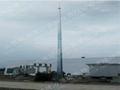 GH系列19米環形獨立鋼管避雷