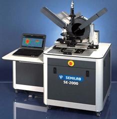 Semilab SE-2000 光譜型橢偏儀
