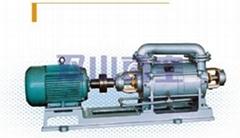 2SK系列兩級水環真空泵