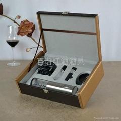 不鏽鋼電動開瓶器BY204 可訂製LOGO