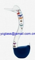 Galileo Thermometer with swan shape
