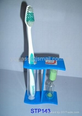 Sand Timer with toothbrush holder STP8143