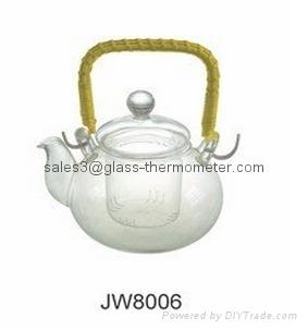 Glass Teapot Infuser 1