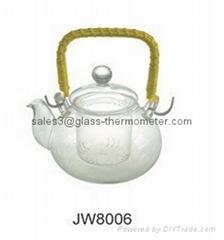 Glass Teapot Infuser
