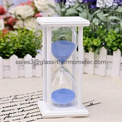Big metal 4 hours hourglass sand timer custom,4 hours hourglass sand timer STW11