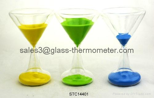 Large hourglass sand timer-STC14401 1