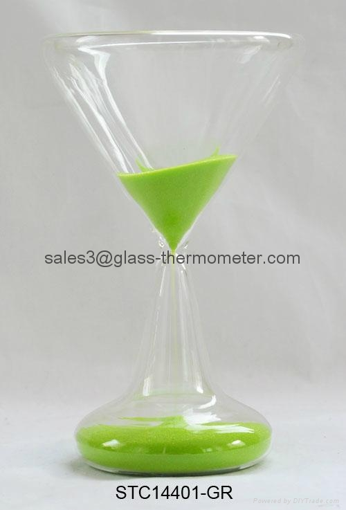 Large hourglass sand timer-STC14401 2