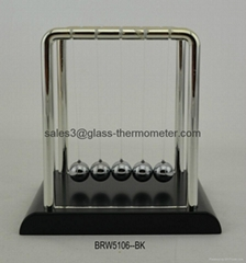 Stainless Steel Cradle;metal balance ball;Newton Pendulum