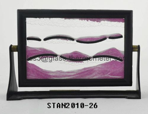 Moving sand art for office decoration-STAN2010-26