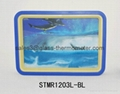 Medium size moving retangle sand art-STMR1203L-BL