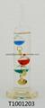 Borosilicate GlassGalileo Thermometer