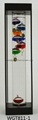 High quality Glass Galileo Thermometer