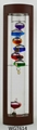 Big size Glass Galileo Thermometer with