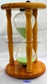 sand timer with wooden frame STW0905-LG