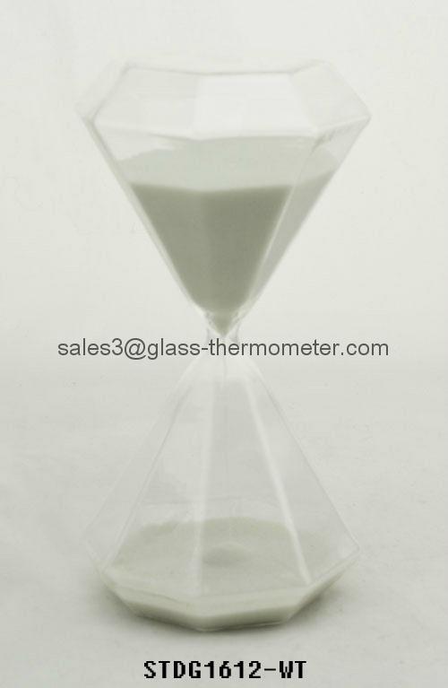Plastic sand timer STDG1612-RD 3