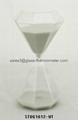 Plastic sand timer STDG1612-RD