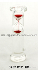 Water sand timer with transparency liquid-STG1012
