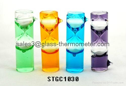 Best selling water sand timer in the market-STGC1030 1