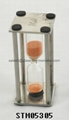 Best selling sand timer with square metal frame in the market-STM05305 Series 3