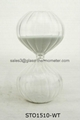 Teatime hourglass sand timer with streak-STO1510 2